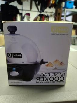 StoreBound Black Electric Egg Cooker Specialty Appliance wit