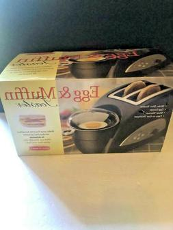 egg and muffin toaster wide slot toaster