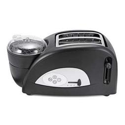 Kitchen Electric Appliance Toasters & Ovens - 2 In 1 Stainle