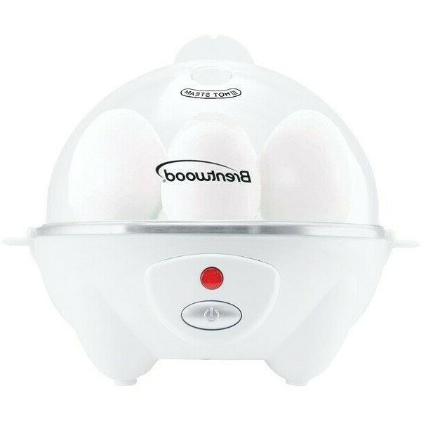 appliances electric egg cooker with auto shutoff