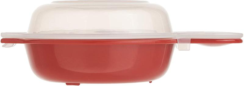 Easy Microwave Red Pieces A Set