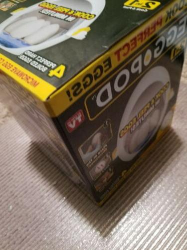 Egg Pod Cooker 2 in 1 Kitchen Tool As on