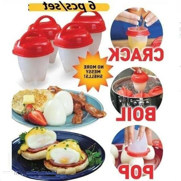 Eggletes Egg Cooker - Boiled Eggs without the