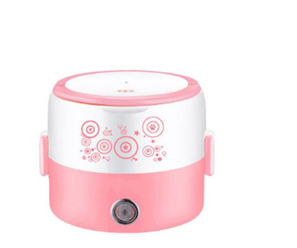 Electric rice box stainless rice <font><b>cooker</b></font> mini electric student steamed bun custard