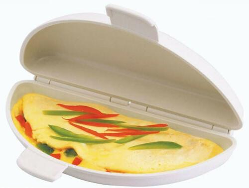 Microwave Omelet Cooker As On US