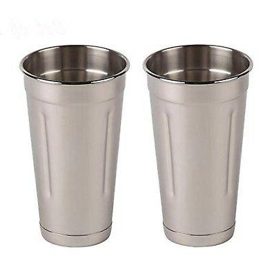 set of 2 30 oz stainless steel