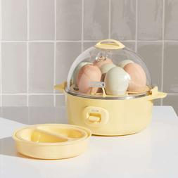 Dash Rapid Egg Cooker: 6 Egg Capacity - Yellow